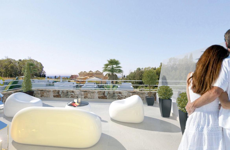marbella senses golden mile marbella costa del sol nieuwbouw instapklaar huis te koop zeezicht