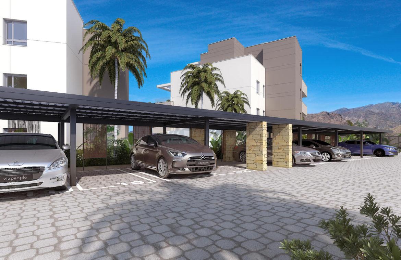 sun valley la cala golf resort mijas costa del sol spanje appartement kopen nieuwbouw carport