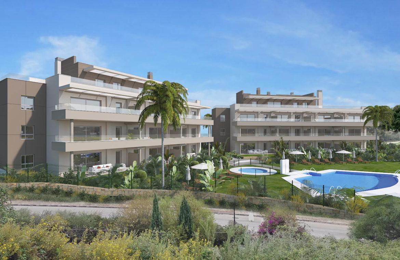sun valley la cala golf resort mijas costa del sol spanje appartement kopen nieuwbouw complex