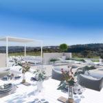 sun valley la cala golf resort mijas costa del sol spanje appartement kopen nieuwbouw dakterras