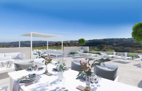 Sun Valley: penthouses in het wereldbekende La Cala Golf Resort in Mijas