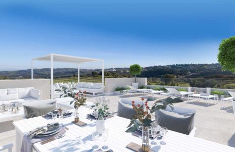 Sun Valley: penthouses in het wereldbekende La Cala Golf Resort in Mijas