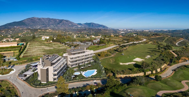 sun valley la cala golf resort mijas costa del sol spanje appartement kopen nieuwbouw ligging