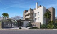 sun valley la cala golf resort mijas costa del sol spanje appartement kopen nieuwbouw parking