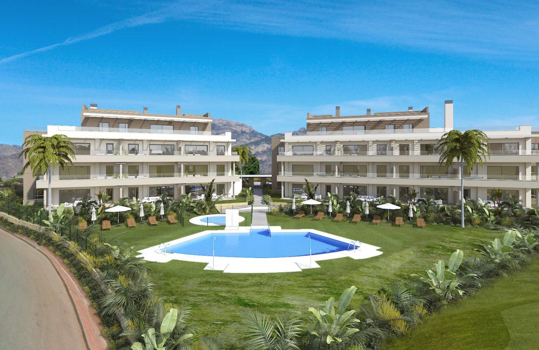 sun valley la cala golf resort mijas costa del sol spanje appartement kopen nieuwbouw zwembad