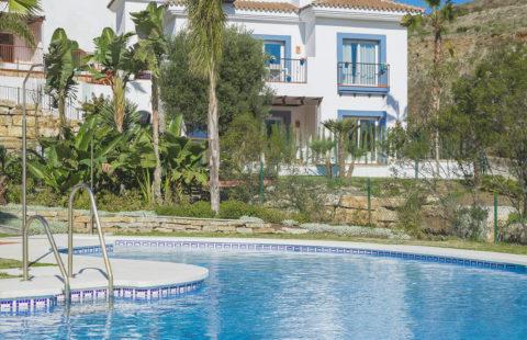 Paraiso Pueblo: vernieuwd resort complex met faciliteiten in Benahavis