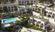 paraiso pueblo benahavis new golden mile marbella estepona vernieuwde appartementen te koop resort concierge zee golf modern