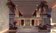 ikkil bay estepona costa del sol eerstelijns strand luxe appartement te koop zeezicht kleinschalig entree
