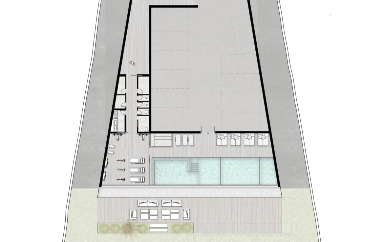 ikkil bay estepona costa del sol eerstelijns strand luxe appartement te koop zeezicht kleinschalig grondplan spa