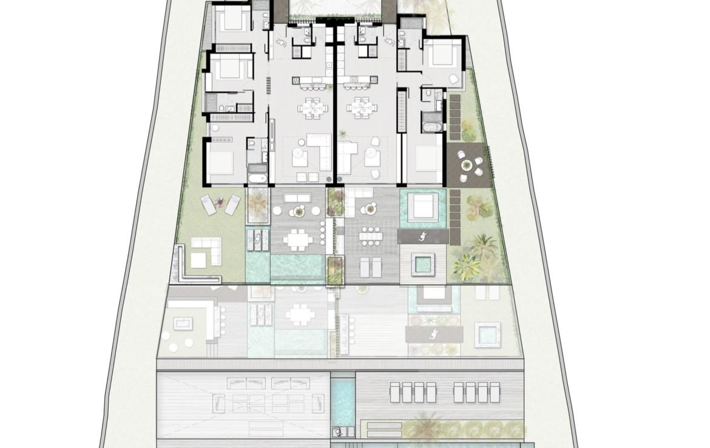 ikkil bay estepona costa del sol eerstelijns strand luxe appartement te koop zeezicht kleinschalig masterplan