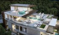 ikkil bay estepona costa del sol eerstelijns strand luxe appartement te koop zeezicht kleinschalig solarium