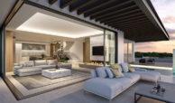 ikkil bay estepona costa del sol eerstelijns strand luxe appartement te koop zeezicht kleinschalig terras