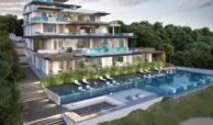 ikkil bay estepona costa del sol eerstelijns strand luxe appartement te koop zeezicht kleinschalig zwembad