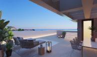 symphony suites cancelada estepona costa del sol spanje appartement nieuwbouw kopen modern zeezicht golf strand solarium