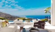 vista lago residences real la quinta nueva andalucia marbella costa del sol spanje villa kopen zeezicht nieuwbouw berg