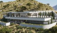vista lago residences real la quinta nueva andalucia marbella costa del sol spanje villa kopen zeezicht nieuwbouw design