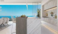 vista lago residences real la quinta nueva andalucia marbella costa del sol spanje villa kopen zeezicht nieuwbouw open
