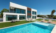 villa imare new golden mile estepona costa del sol spanje eerstelijns zee strand nieuwbouw villa grondplan modern