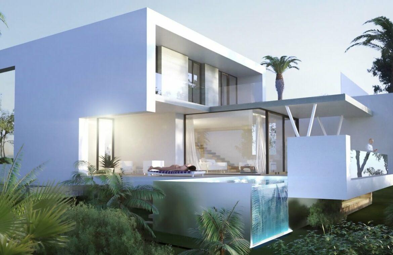 villas el campanario golf estepona nieuwbouw costa del sol spanje vamoz eerstelijns wandelafstand strand zee zwembad