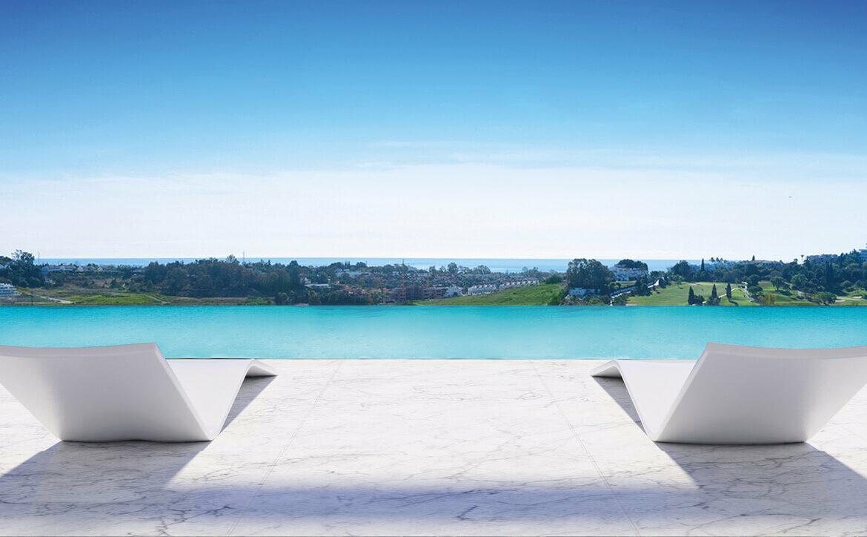 infinity mirador del paraiso benahavis nieuwbouw appartement te koop resort gym zwembad zee costa del sol golf zeezicht