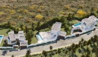 village mirador del paraiso benahavis nieuwbouw villa te koop resort zwembad zee costa del sol golf 44 45 46