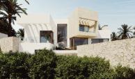 village mirador del paraiso benahavis nieuwbouw villa te koop resort zwembad zee costa del sol golf 44 patio