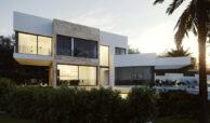 village mirador del paraiso benahavis nieuwbouw villa te koop resort zwembad zee costa del sol golf 45 design