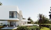 village mirador del paraiso benahavis nieuwbouw villa te koop resort zwembad zee costa del sol golf 45 modern