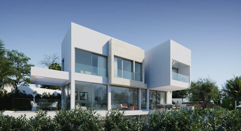 village mirador del paraiso benahavis nieuwbouw villa te koop resort zwembad zee costa del sol golf 48 design