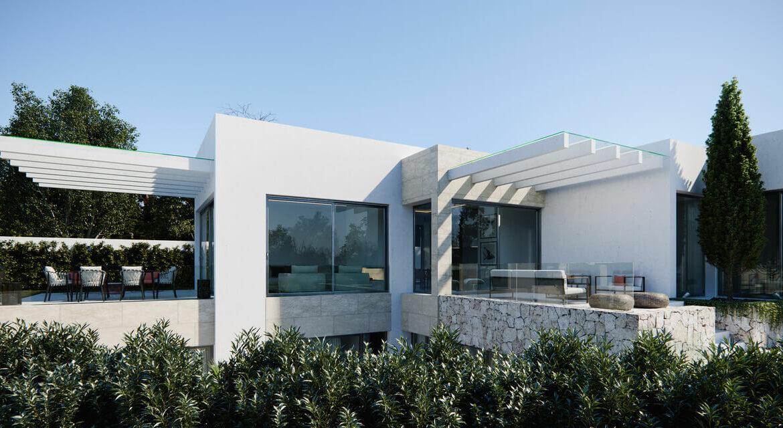village mirador del paraiso benahavis nieuwbouw villa te koop resort zwembad zee costa del sol golf 49 natuur