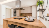 Harmony nieuwbouw appartementen la cala golf mijas costa del sol spanje zeezicht modern keuken