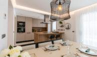 Harmony nieuwbouw appartementen la cala golf mijas costa del sol spanje zeezicht modern leefruimte