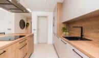 Harmony nieuwbouw appartementen la cala golf mijas costa del sol spanje zeezicht modern open keuken
