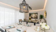 Harmony nieuwbouw appartementen la cala golf mijas costa del sol spanje zeezicht modern salon