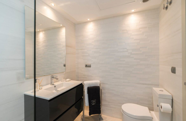 Harmony nieuwbouw appartementen la cala golf mijas costa del sol spanje zeezicht modern toilet