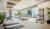 quintessence los monteros marbella spanje costa del sol nieuwbouw zeezicht luxe spa zwembad vamoz gym