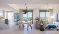 quintessence los monteros marbella spanje costa del sol nieuwbouw zeezicht luxe spa zwembad vamoz keuken