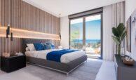 quintessence los monteros marbella spanje costa del sol nieuwbouw zeezicht luxe spa zwembad vamoz slaapkamer