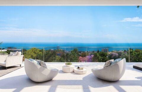 Quintessence: luxe penthouses met zeezicht in Altos de Los Monteros