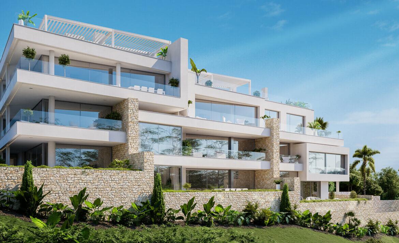 grand view marbella la quinta golf nueva andalucia spanje costa del sol nieuwbouw exclusief luxe design