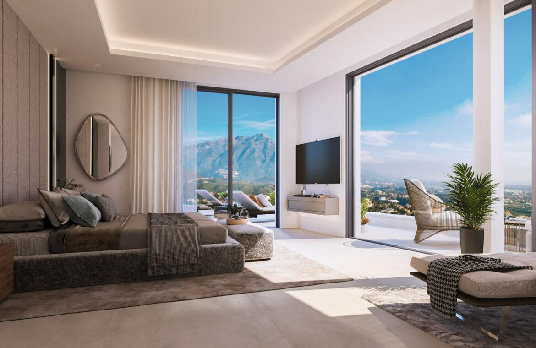 grand view marbella la quinta golf nueva andalucia spanje costa del sol nieuwbouw exclusief luxe master