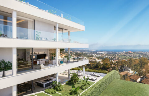 Grand View Marbella: exclusief kleinschalig luxe project in La Quinta