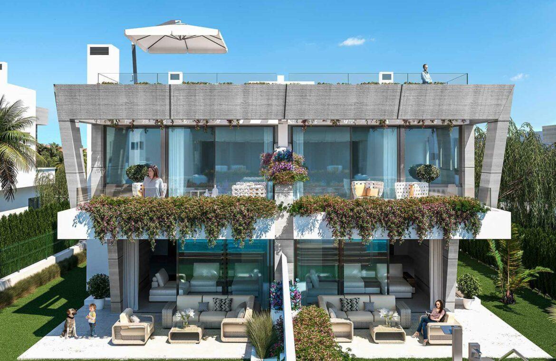 banus bay nieuwbouw marbella puerto banus costa del sol spanje geschakeld
