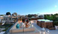 banus bay nieuwbouw marbella puerto banus costa del sol spanje jacuzzi