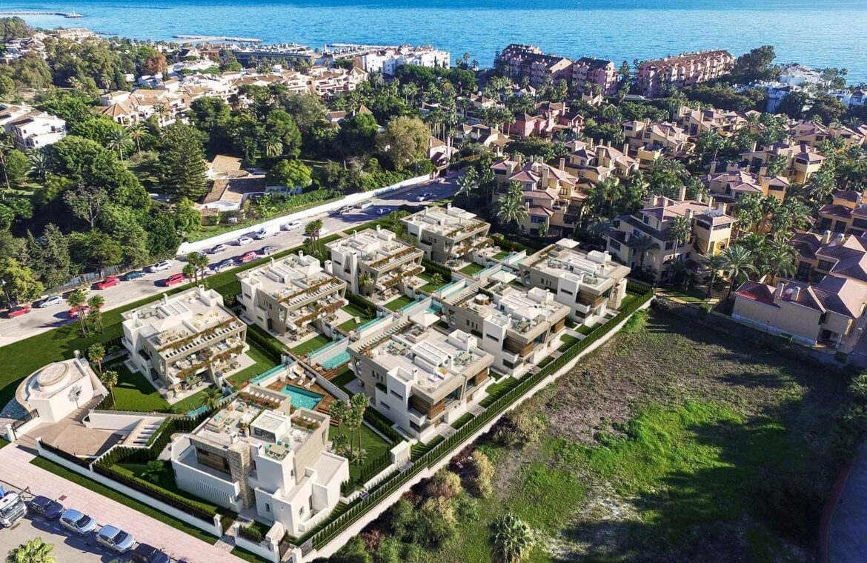 banus bay nieuwbouw marbella puerto banus costa del sol spanje locatie