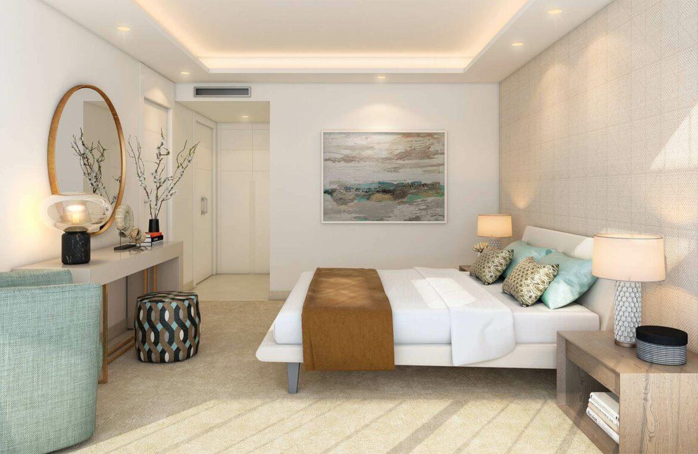 banus bay nieuwbouw marbella puerto banus costa del sol spanje slaapkamer