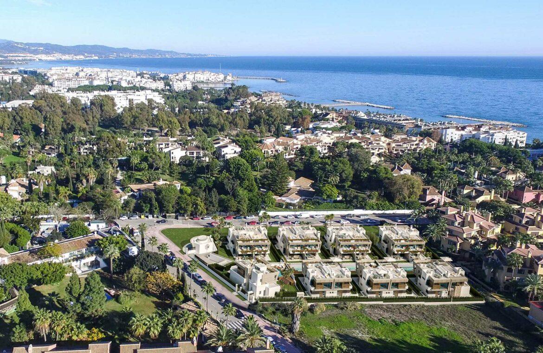 banus bay nieuwbouw marbella puerto banus costa del sol spanje villa