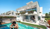 banus bay nieuwbouw marbella puerto banus costa del sol spanje zwembad