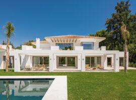 casa chequers el paraiso estate villaroel modern klassiek villa costa del sol spanje