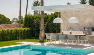 casa liceo nueva andalucia marbella costa del sol golf spanje villa buitenkeuken